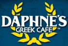 Logo for Greek Cafe