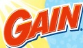 Logo for Gain Detergents